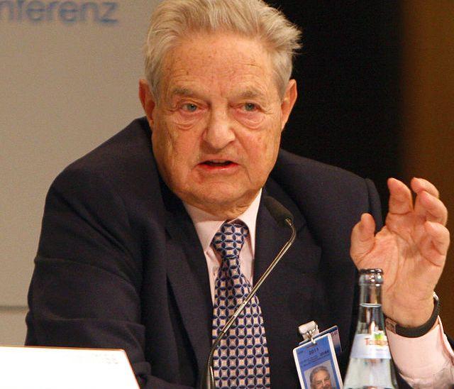 La cartera española de George Soros en 2015 y2016