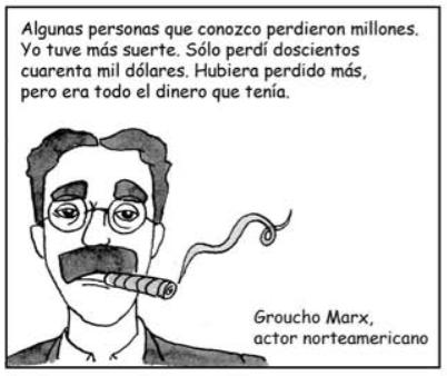 Groucho Marx crac 1929