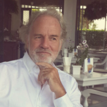 Ian Argus Stuart en la Navidad de 2014