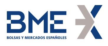Los resultados de BME en2017