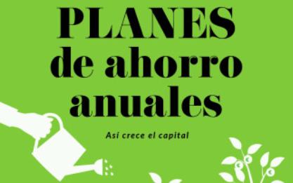 """""""Planes de ahorro anuales"""": cuarta MonografíaInvesgrama"""