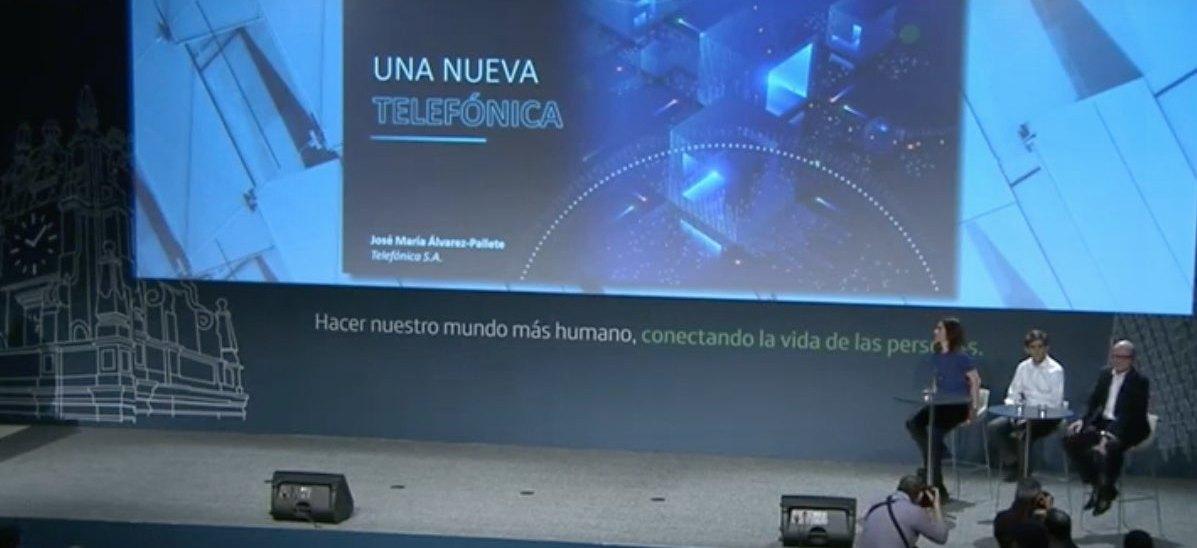 Claves de Telefónica en el primer semestre de2021